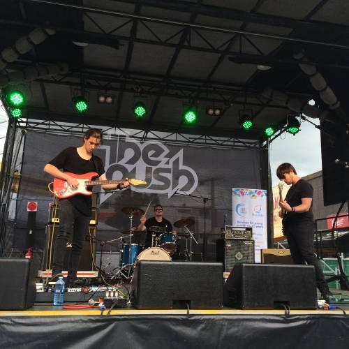 St Kilda Festival - The Push Stage